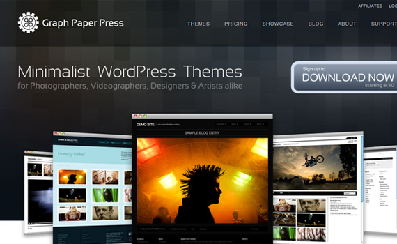 graphpaperpress-marketplace für premium wordpress themes