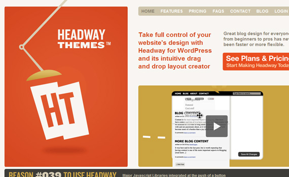 headwaythemes-marketplace für premium wordpress themes