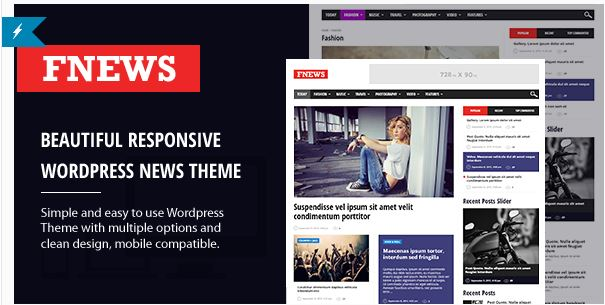 FNews wordpress theme